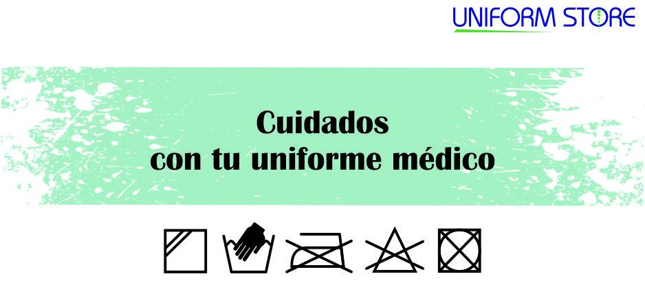 Uniform Store - Cuidados con tu uniforme médico