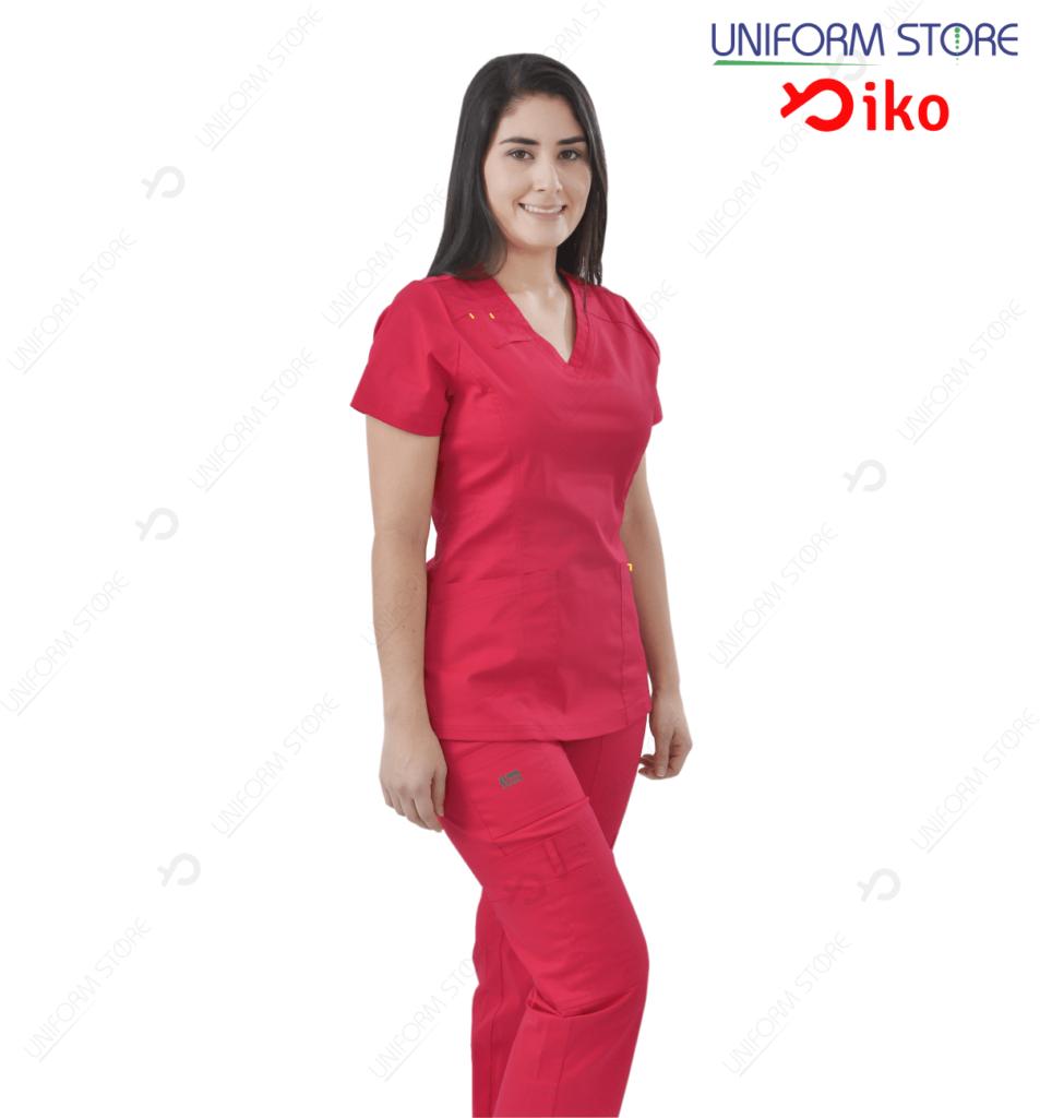 Uniforme Médico IKO 504 - Crimson