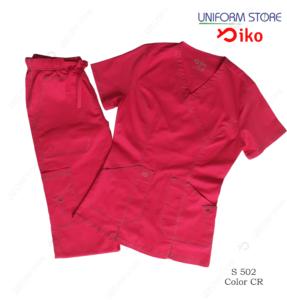 Uniformes clínicos IKO 502