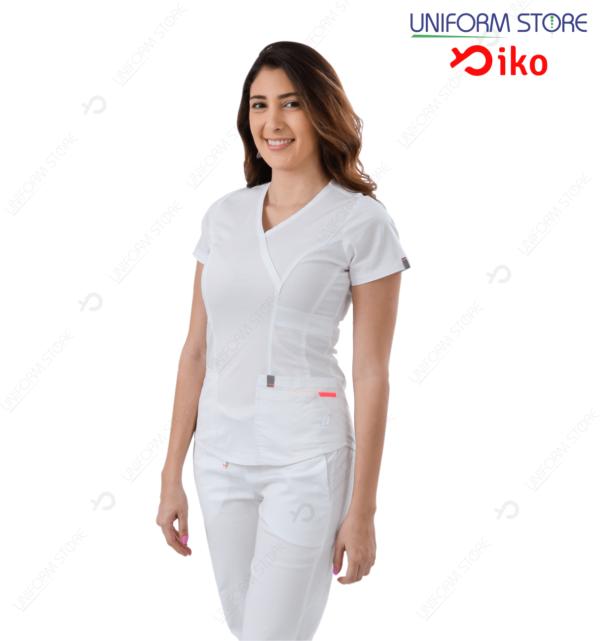 Uniforme Médico IKO 501 - Blanco