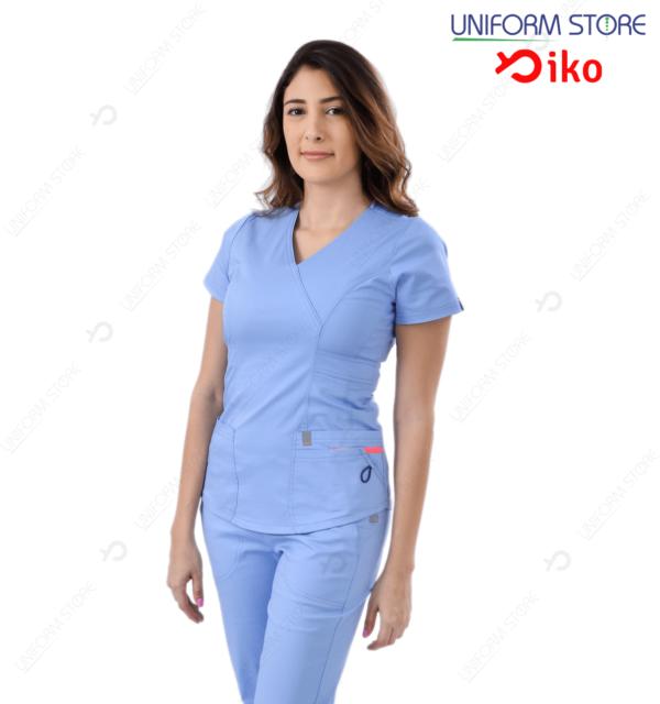Uniforme Médico IKO 501 - Azul claro