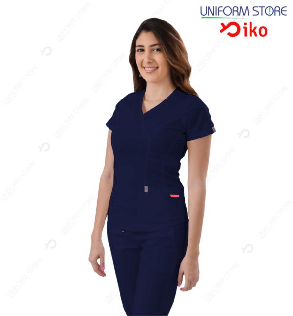 Uniforme Médico IKO 501 - Azul Oscuro