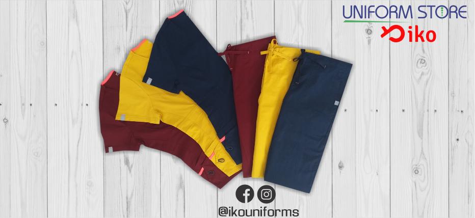 uniformes medicos IKO