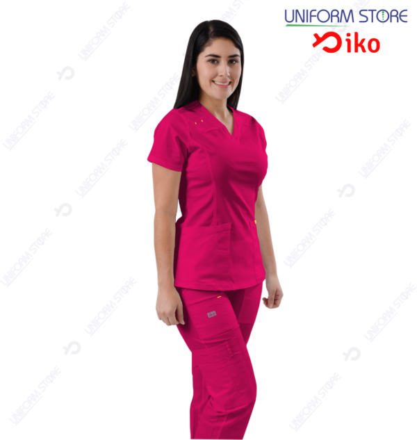 uniforme medico mujer