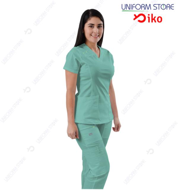uniforme médicos mujer